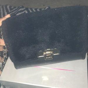 Mini cute fur bag